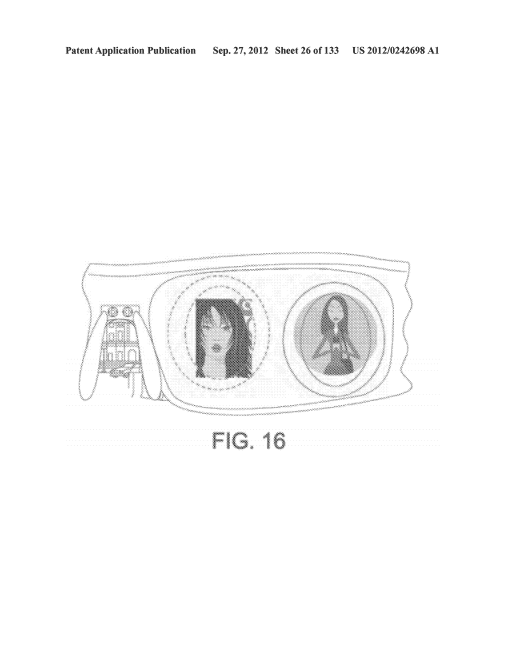 SEE-THROUGH NEAR-EYE DISPLAY GLASSES WITH A MULTI-SEGMENT     PROCESSOR-CONTROLLED OPTICAL LAYER - diagram, schematic, and image 27