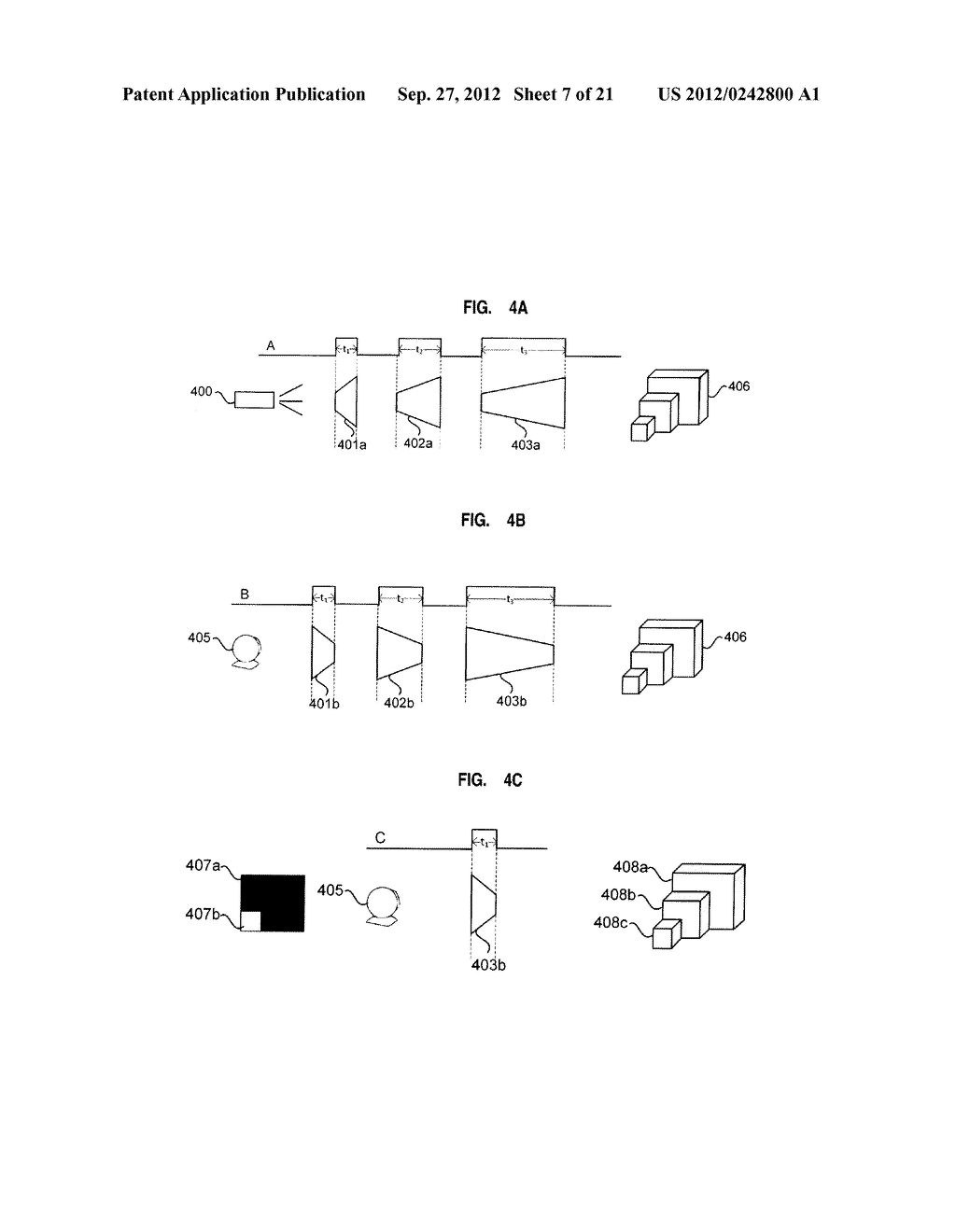 APPARATUS AND SYSTEM FOR INTERFACING WITH COMPUTERS AND OTHER ELECTRONIC     DEVICES THROUGH GESTURES BY USING DEPTH SENSING AND METHODS OF USE - diagram, schematic, and image 08