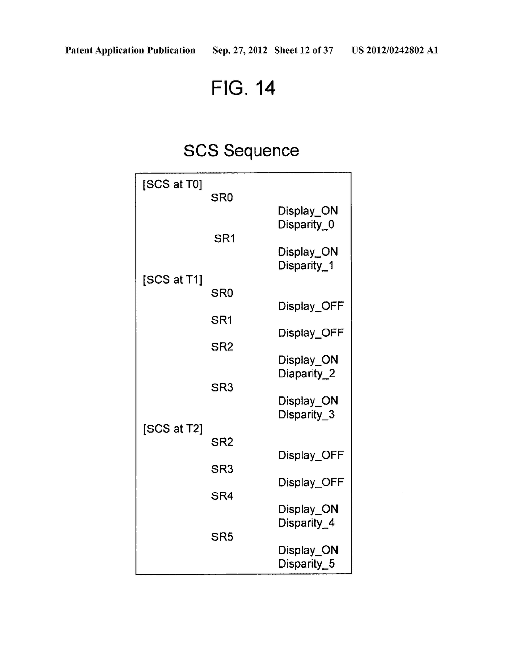 STEREOSCOPIC IMAGE DATA TRANSMISSION DEVICE, STEREOSCOPIC IMAGE DATA     TRANSMISSION METHOD, STEREOSCOPIC IMAGE DATA RECEPTION DEVICE, AND     STEREOSCOPIC IMAGE DATA RECEPTION METHOD - diagram, schematic, and image 13