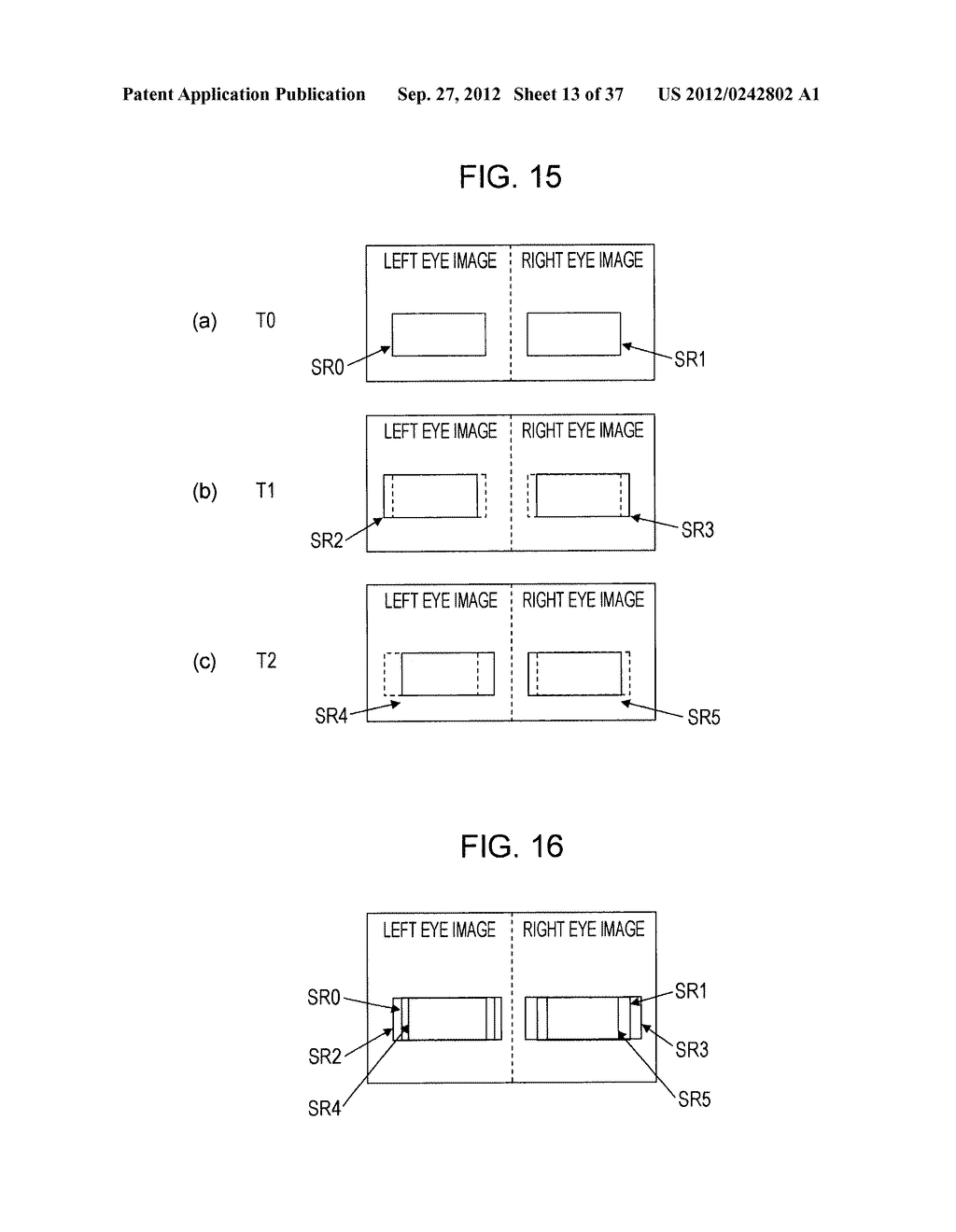 STEREOSCOPIC IMAGE DATA TRANSMISSION DEVICE, STEREOSCOPIC IMAGE DATA     TRANSMISSION METHOD, STEREOSCOPIC IMAGE DATA RECEPTION DEVICE, AND     STEREOSCOPIC IMAGE DATA RECEPTION METHOD - diagram, schematic, and image 14