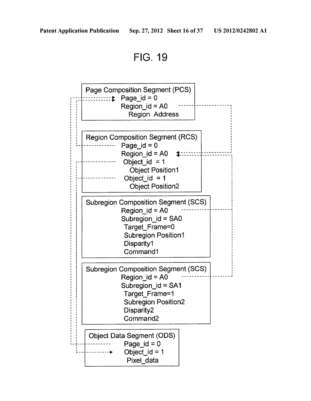 STEREOSCOPIC IMAGE DATA TRANSMISSION DEVICE, STEREOSCOPIC IMAGE DATA     TRANSMISSION METHOD, STEREOSCOPIC IMAGE DATA RECEPTION DEVICE, AND     STEREOSCOPIC IMAGE DATA RECEPTION METHOD - diagram, schematic, and image 17