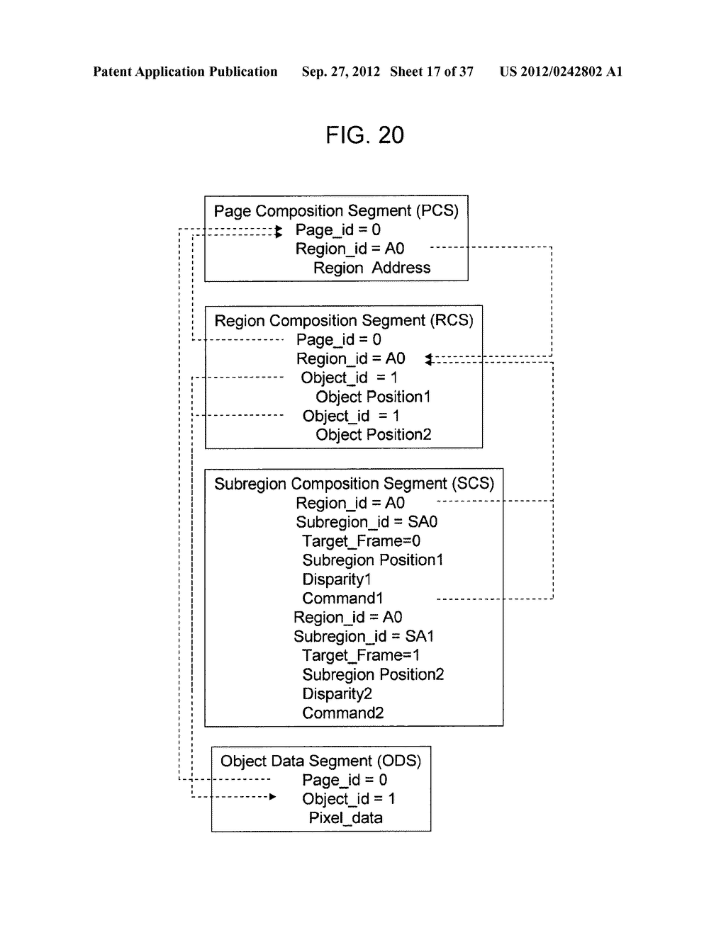 STEREOSCOPIC IMAGE DATA TRANSMISSION DEVICE, STEREOSCOPIC IMAGE DATA     TRANSMISSION METHOD, STEREOSCOPIC IMAGE DATA RECEPTION DEVICE, AND     STEREOSCOPIC IMAGE DATA RECEPTION METHOD - diagram, schematic, and image 18