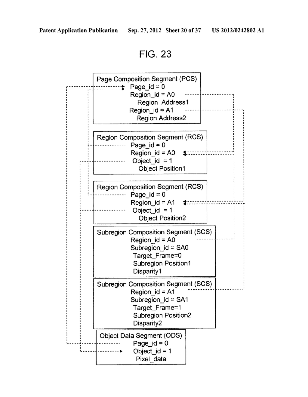 STEREOSCOPIC IMAGE DATA TRANSMISSION DEVICE, STEREOSCOPIC IMAGE DATA     TRANSMISSION METHOD, STEREOSCOPIC IMAGE DATA RECEPTION DEVICE, AND     STEREOSCOPIC IMAGE DATA RECEPTION METHOD - diagram, schematic, and image 21