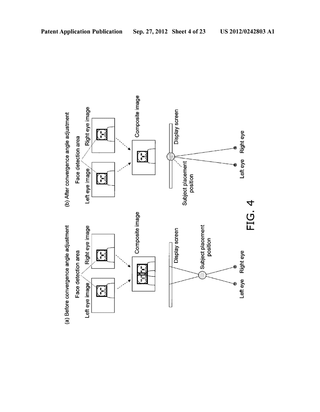 STEREO IMAGE CAPTURING DEVICE, STEREO IMAGE CAPTURING METHOD, STEREO IMAGE     DISPLAY DEVICE, AND PROGRAM - diagram, schematic, and image 05