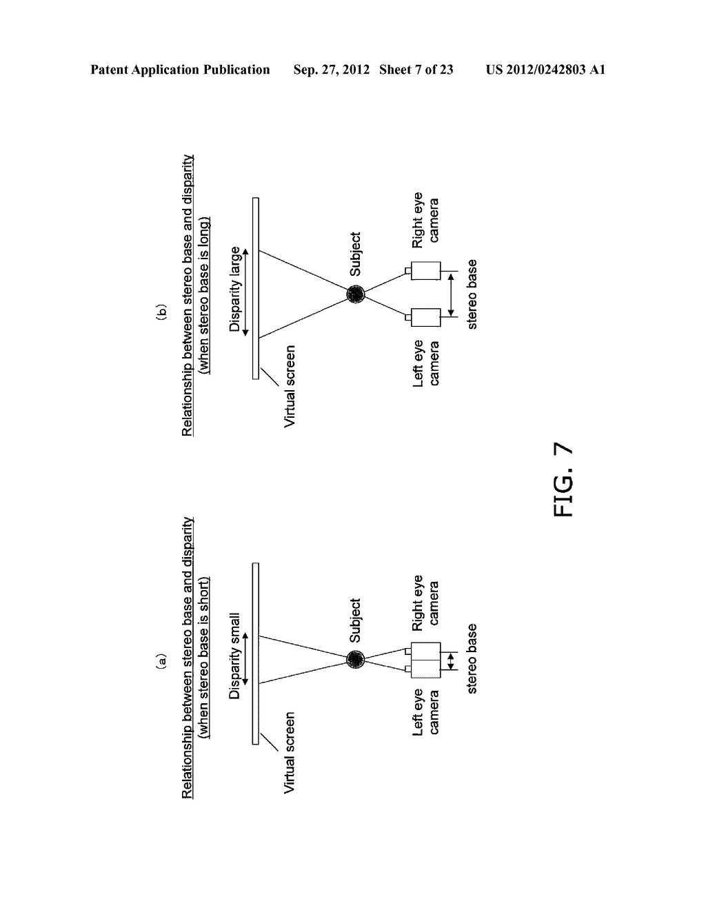 STEREO IMAGE CAPTURING DEVICE, STEREO IMAGE CAPTURING METHOD, STEREO IMAGE     DISPLAY DEVICE, AND PROGRAM - diagram, schematic, and image 08