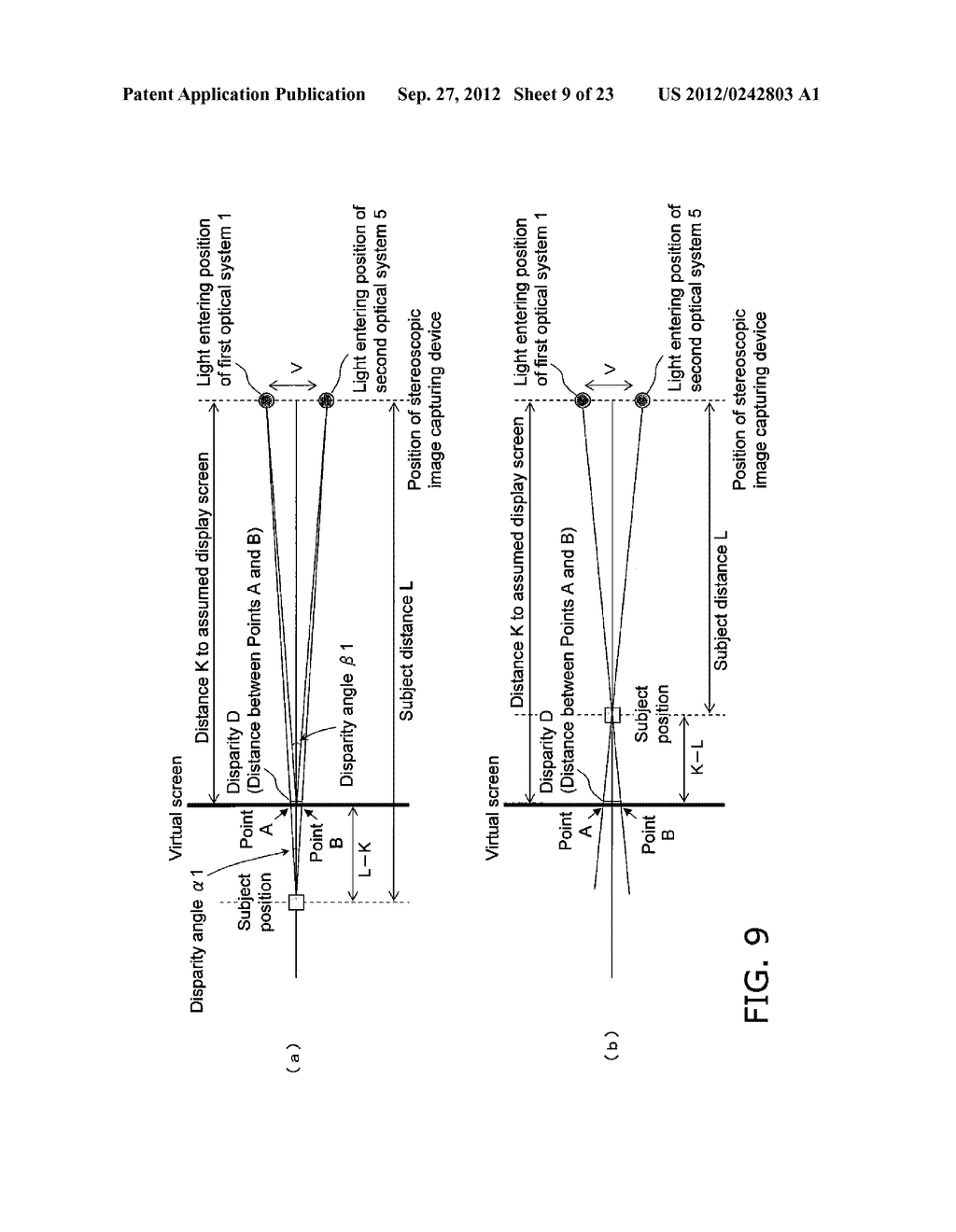 STEREO IMAGE CAPTURING DEVICE, STEREO IMAGE CAPTURING METHOD, STEREO IMAGE     DISPLAY DEVICE, AND PROGRAM - diagram, schematic, and image 10