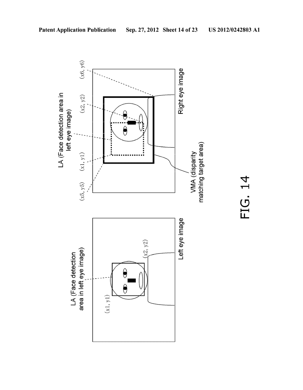 STEREO IMAGE CAPTURING DEVICE, STEREO IMAGE CAPTURING METHOD, STEREO IMAGE     DISPLAY DEVICE, AND PROGRAM - diagram, schematic, and image 15