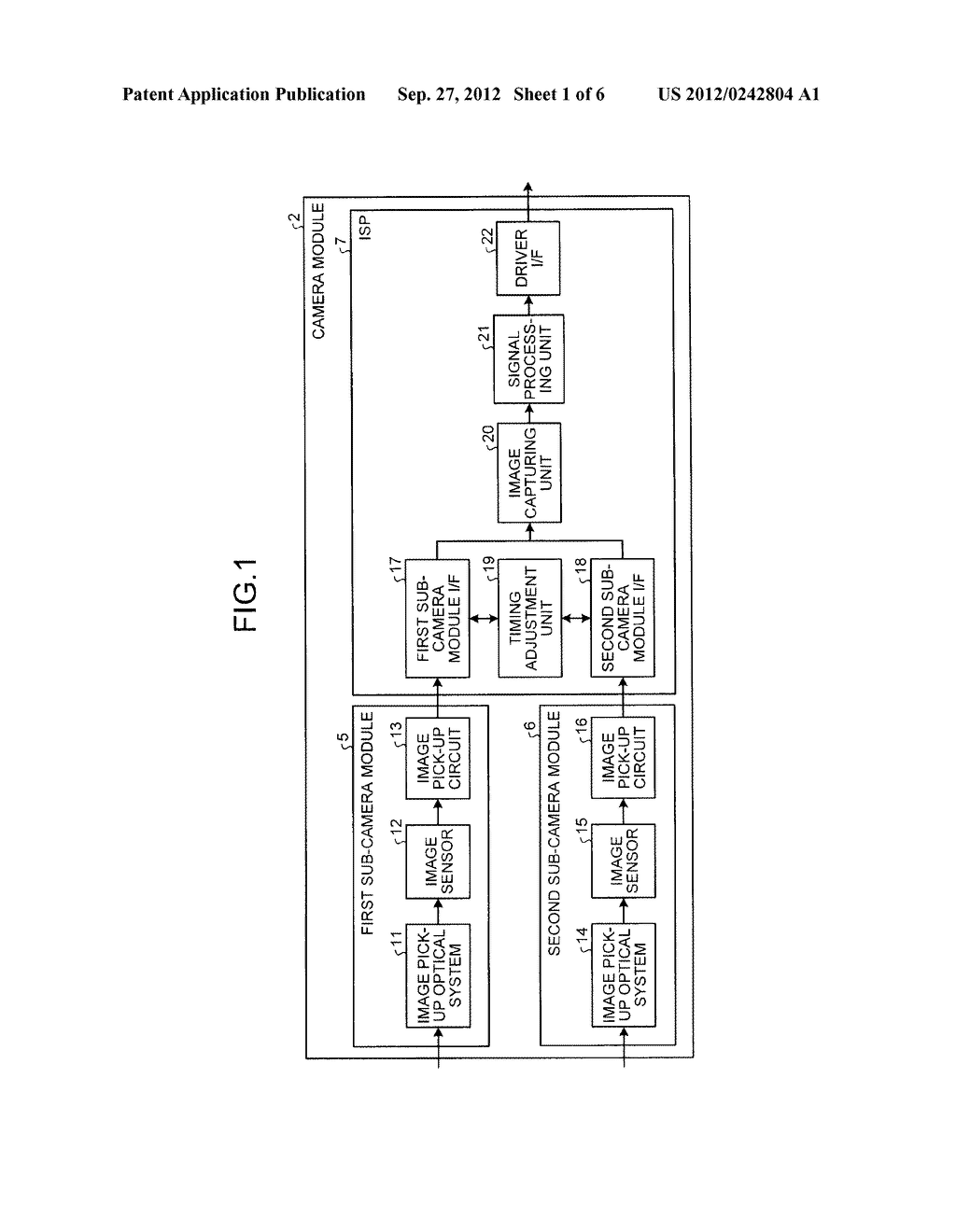 IMAGE PROCESSING APPARATUS, IMAGE PROCESSING METHOD, AND CAMERA MODULE - diagram, schematic, and image 02