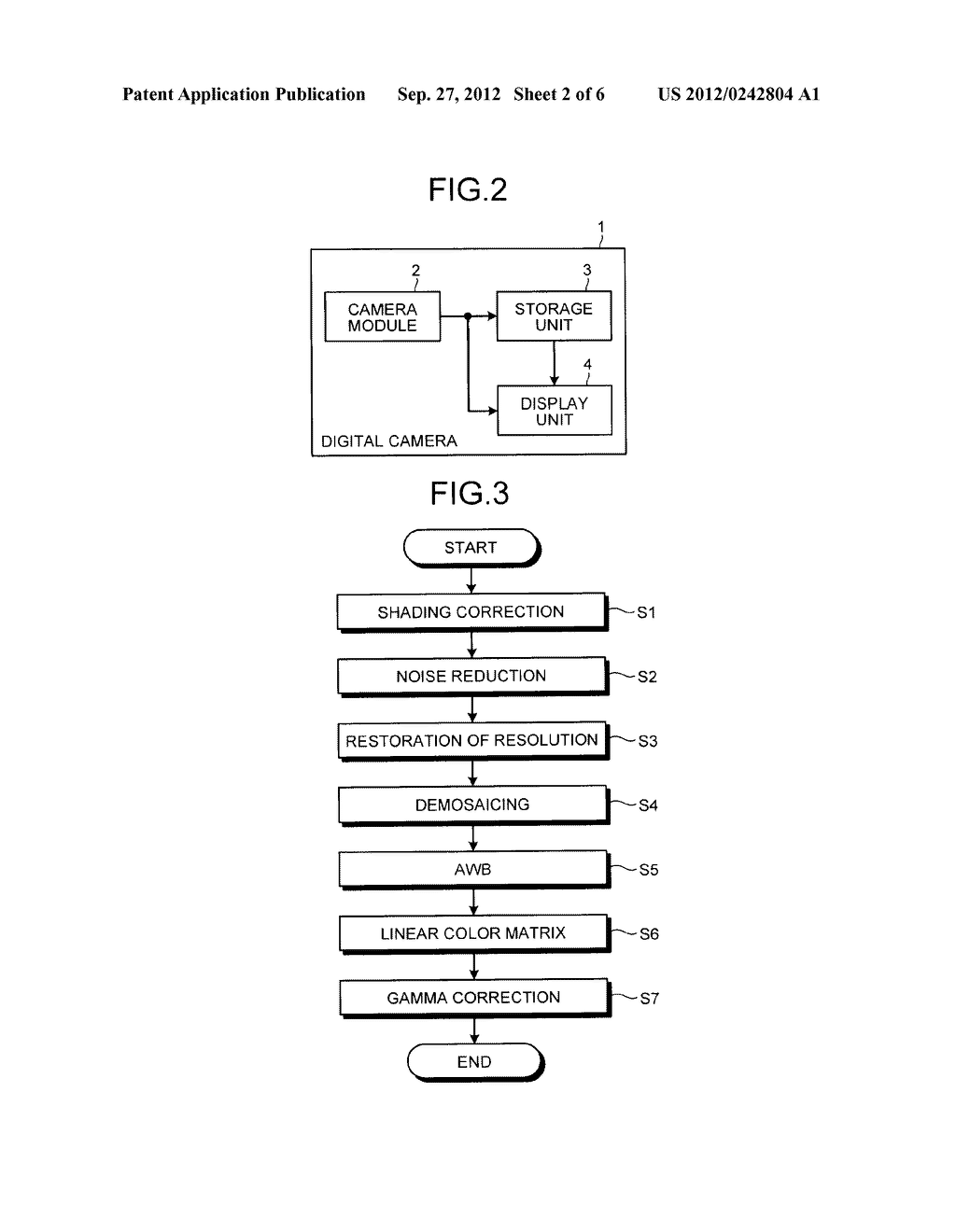 IMAGE PROCESSING APPARATUS, IMAGE PROCESSING METHOD, AND CAMERA MODULE - diagram, schematic, and image 03