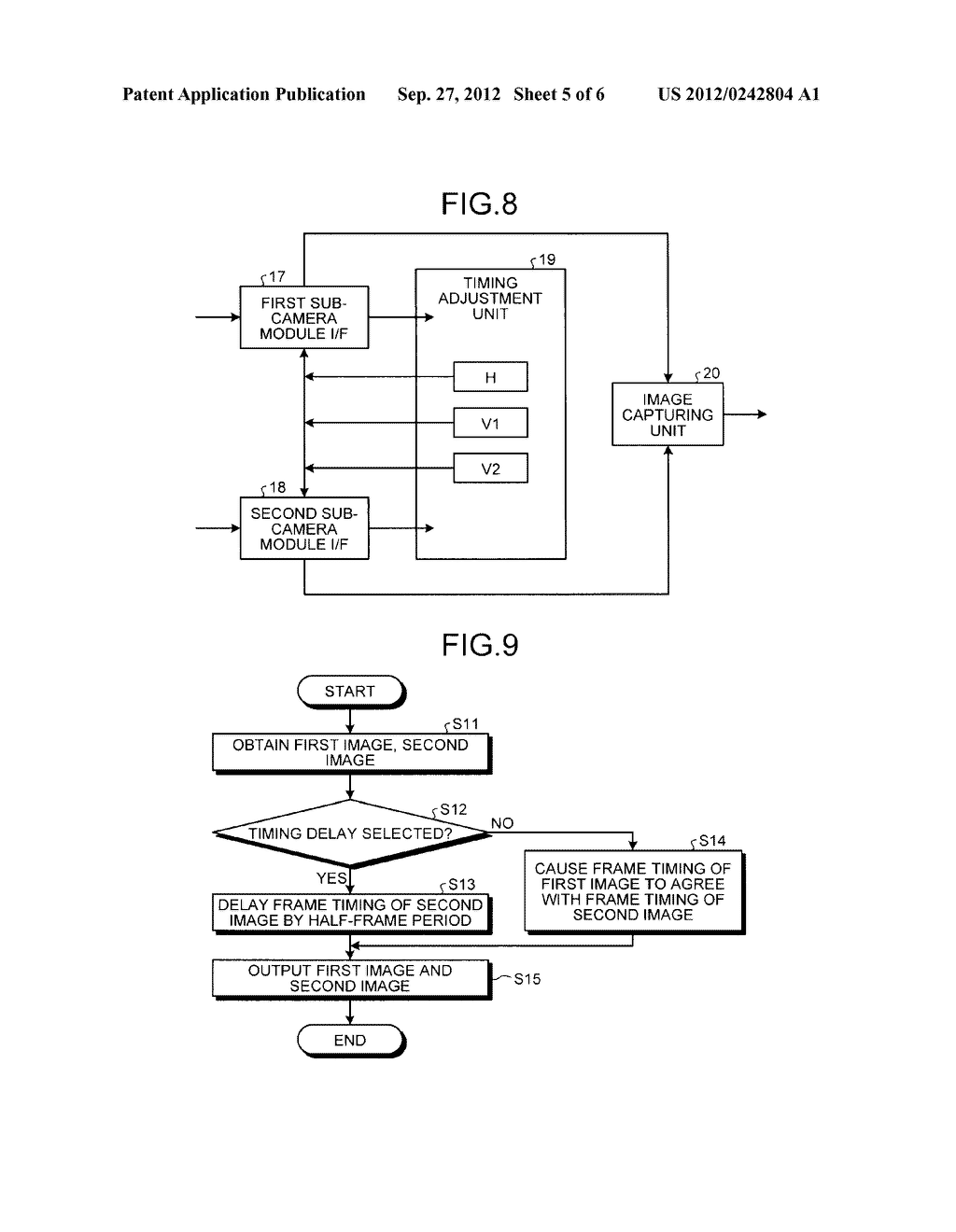 IMAGE PROCESSING APPARATUS, IMAGE PROCESSING METHOD, AND CAMERA MODULE - diagram, schematic, and image 06