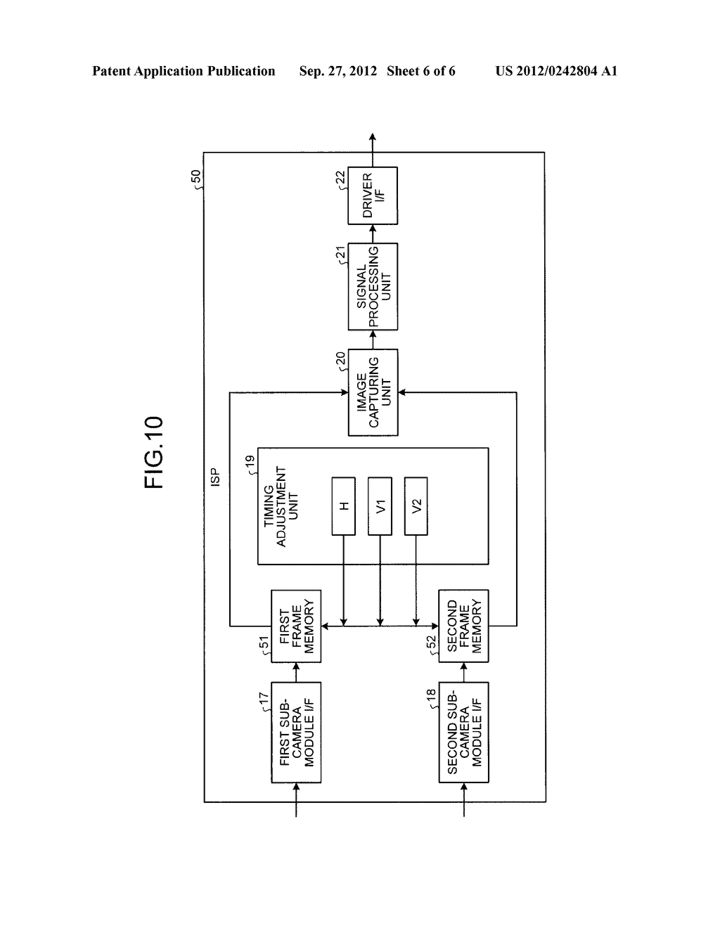 IMAGE PROCESSING APPARATUS, IMAGE PROCESSING METHOD, AND CAMERA MODULE - diagram, schematic, and image 07