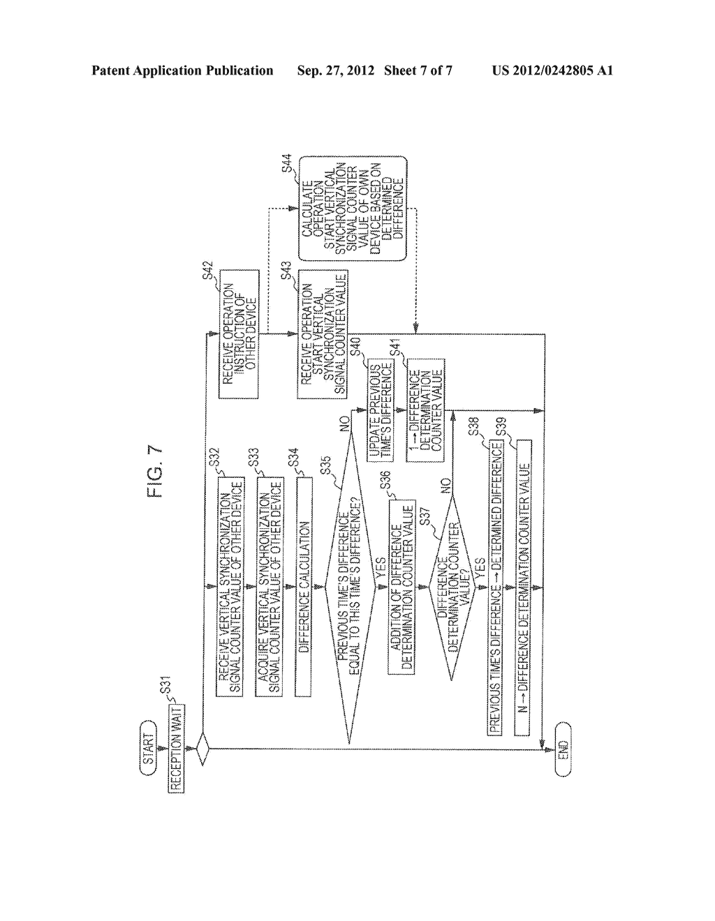 IMAGING DEVICE, SYNCHRONIZATION CONTROL METHOD, REPRODUCTION DEVICE, AND     STEREOSCOPIC VIDEO IMAGING SYSTEM - diagram, schematic, and image 08