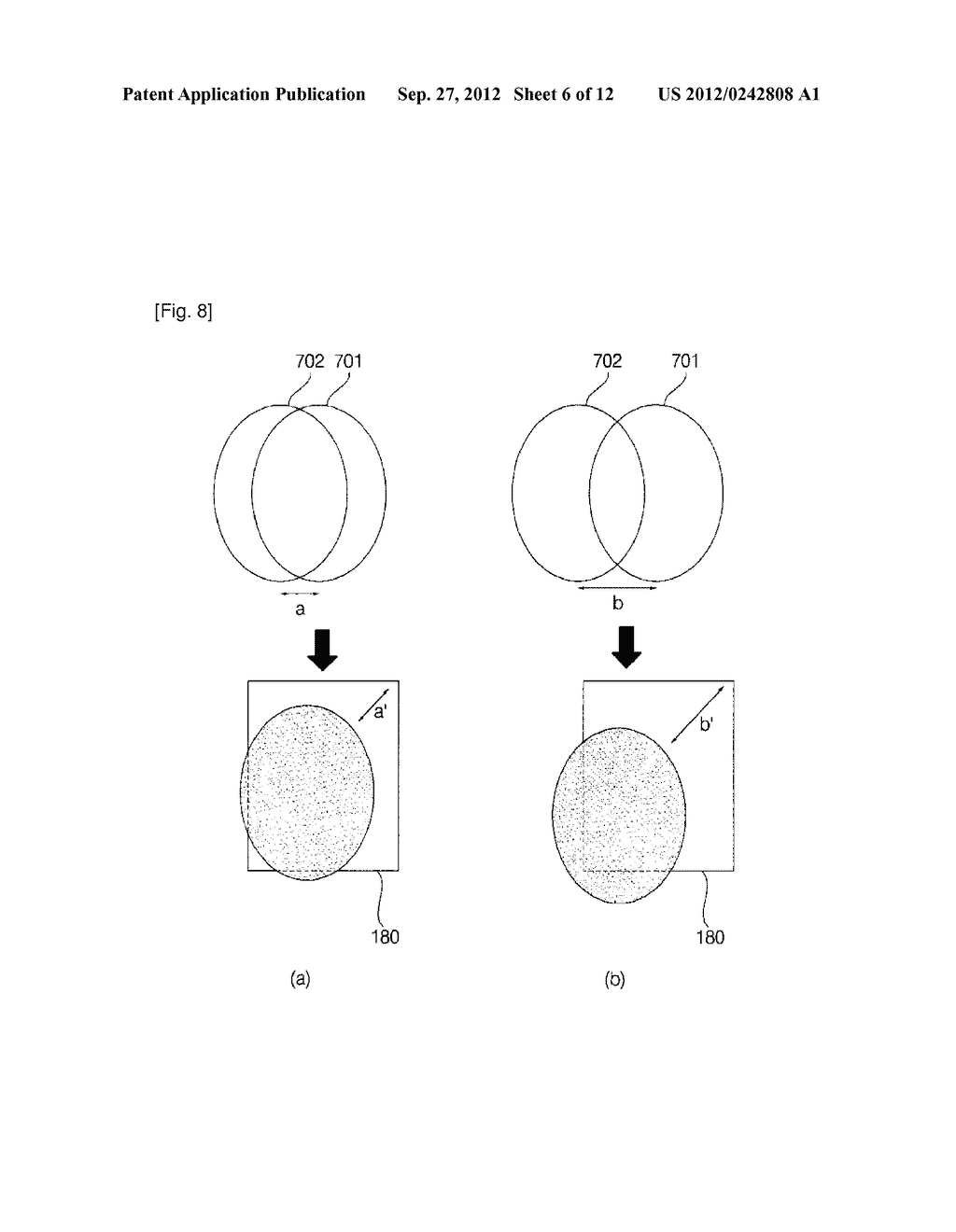 IMAGE DISPLAY APPARATUS AND METHOD FOR OPERATING THE SAME - diagram, schematic, and image 07