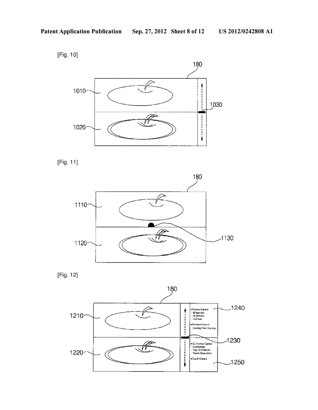 IMAGE DISPLAY APPARATUS AND METHOD FOR OPERATING THE SAME - diagram, schematic, and image 09