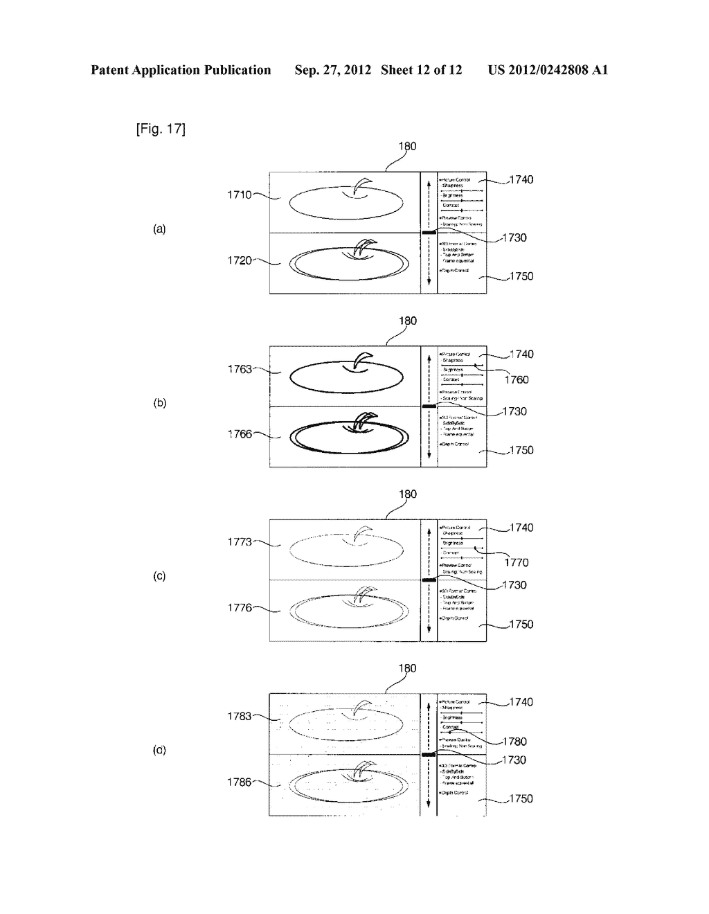 IMAGE DISPLAY APPARATUS AND METHOD FOR OPERATING THE SAME - diagram, schematic, and image 13