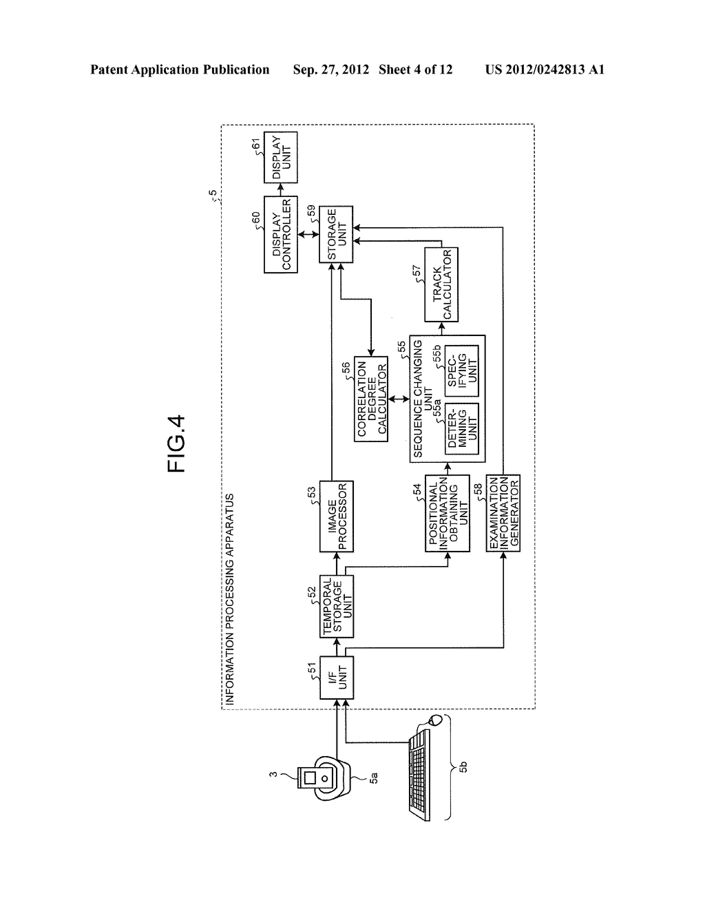 INFORMATION PROCESSING APPARATUS AND CAPSULE ENDOSCOPE SYSTEM - diagram, schematic, and image 05