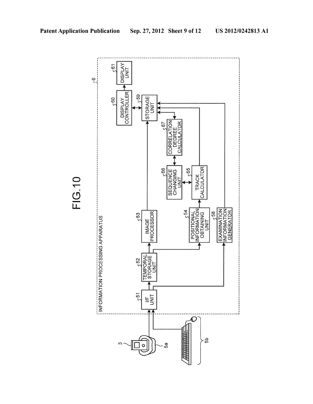 INFORMATION PROCESSING APPARATUS AND CAPSULE ENDOSCOPE SYSTEM - diagram, schematic, and image 10