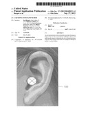 EAR SIZING SYSTEM AND METHOD diagram and image