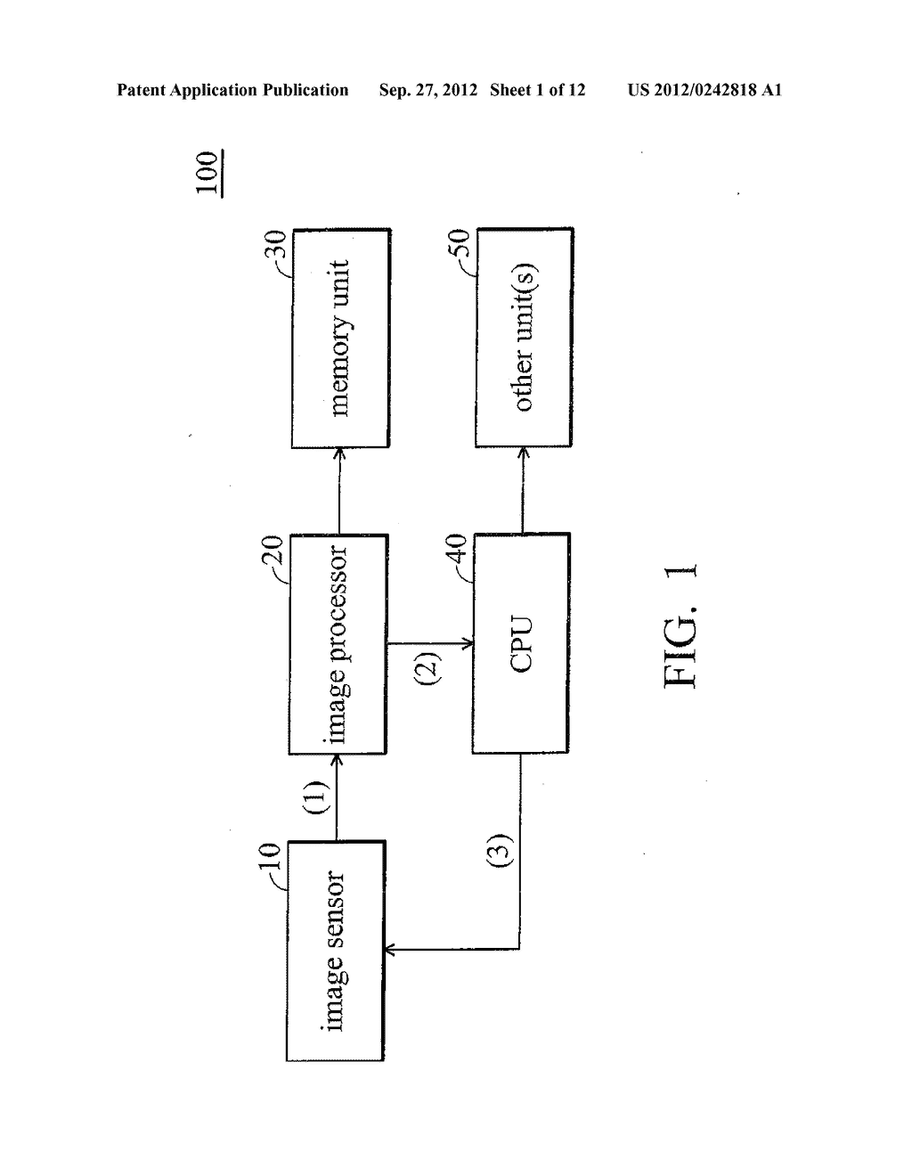 METHOD FOR OPERATING ELECTRONIC DEVICE AND ELECTRONIC DEVICE USING THE     SAME - diagram, schematic, and image 02