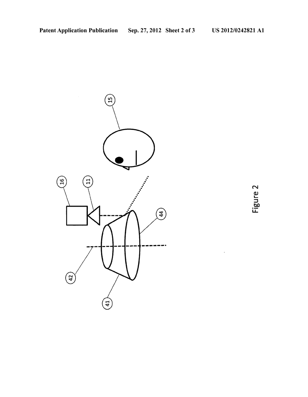 MIRROR SYSTEM AND METHOD FOR ACQUIRING BIOMETRIC DATA - diagram, schematic, and image 03