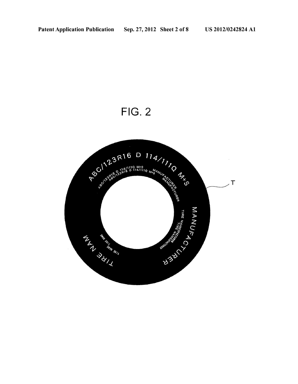 DEVICE AND METHOD FOR INSPECTING TYRE SHAPE - diagram, schematic, and image 03