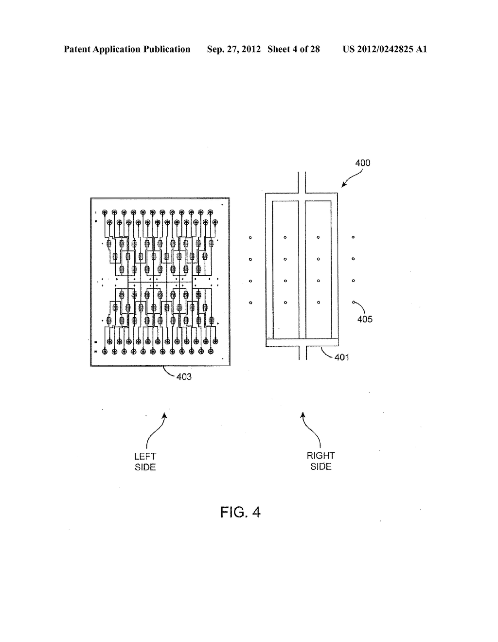 METHOD AND SYSTEM FOR MICROFLUIDIC DEVICE AND IMAGING THEREOF - diagram, schematic, and image 05