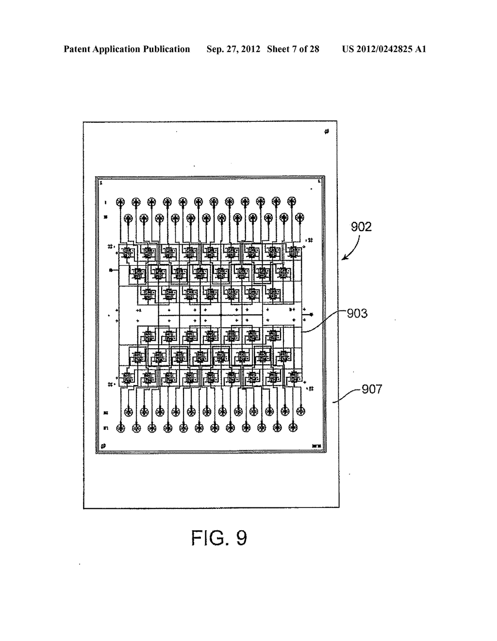 METHOD AND SYSTEM FOR MICROFLUIDIC DEVICE AND IMAGING THEREOF - diagram, schematic, and image 08