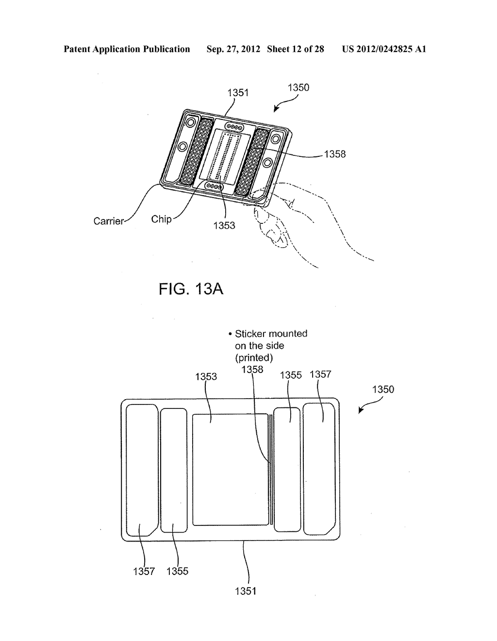 METHOD AND SYSTEM FOR MICROFLUIDIC DEVICE AND IMAGING THEREOF - diagram, schematic, and image 13