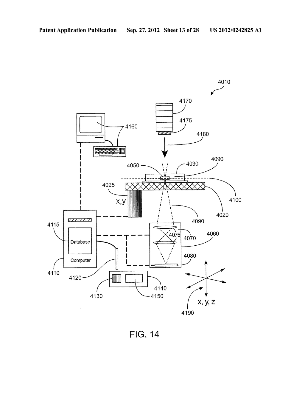 METHOD AND SYSTEM FOR MICROFLUIDIC DEVICE AND IMAGING THEREOF - diagram, schematic, and image 14