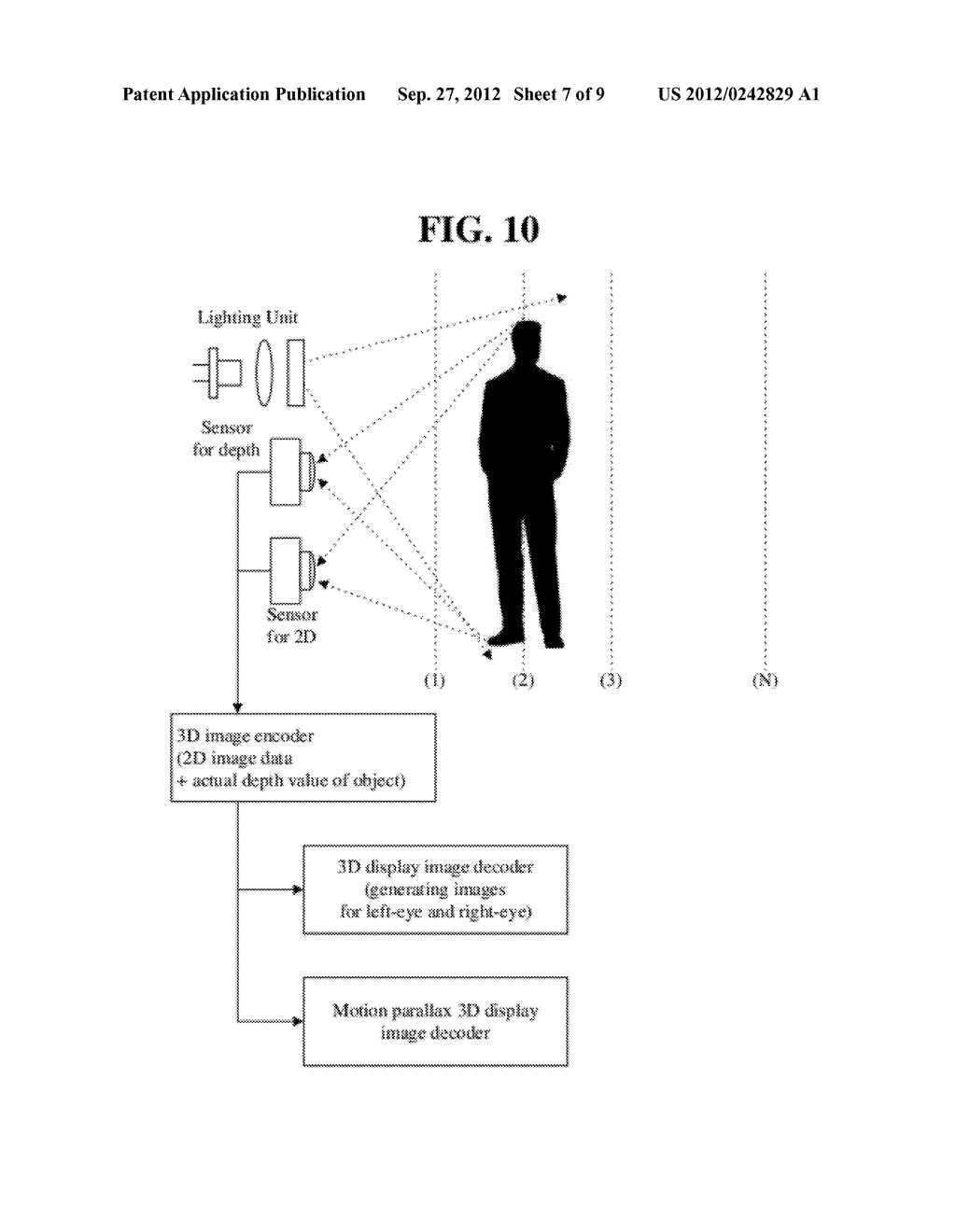 APPARATUS FOR OBTAINING 3-DIMENSIONAL CONTENT - diagram, schematic, and image 08