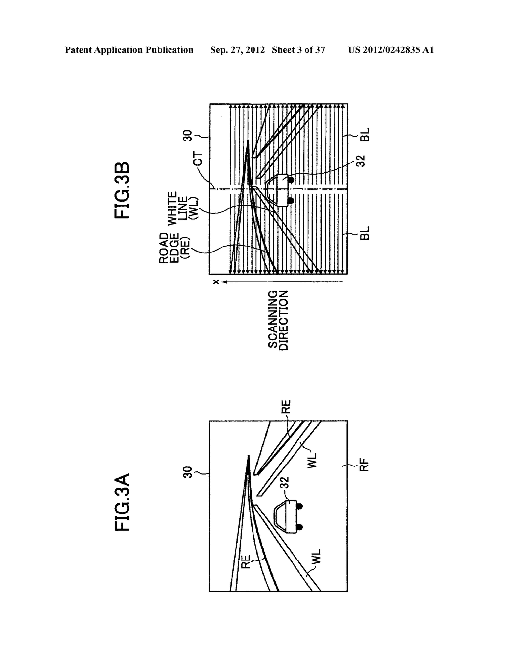 IMAGING DEVICE, ON-VEHICLE IMAGING SYSTEM, ROAD SURFACE APPEARANCE     DETECTION METHOD, AND OBJECT DETECTION DEVICE - diagram, schematic, and image 04