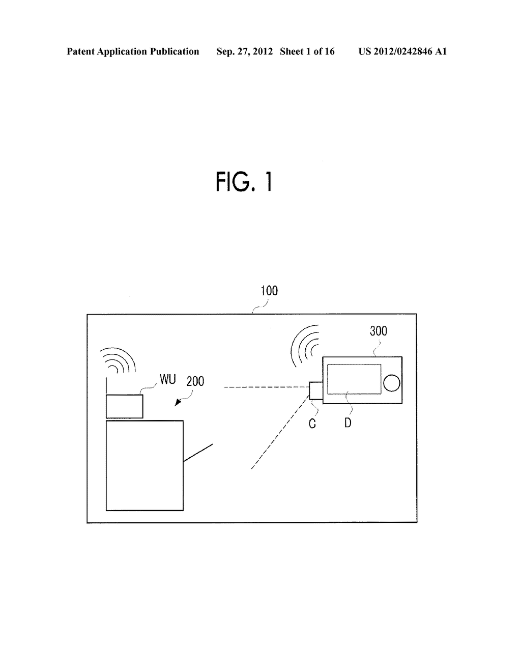 IMAGE DISPLAY DEVICE, MOBILE TERMINAL, NON-TRANSITORY COMPUTER READABLE     MEDIUM, AND IMAGE DISPLAY METHOD - diagram, schematic, and image 02