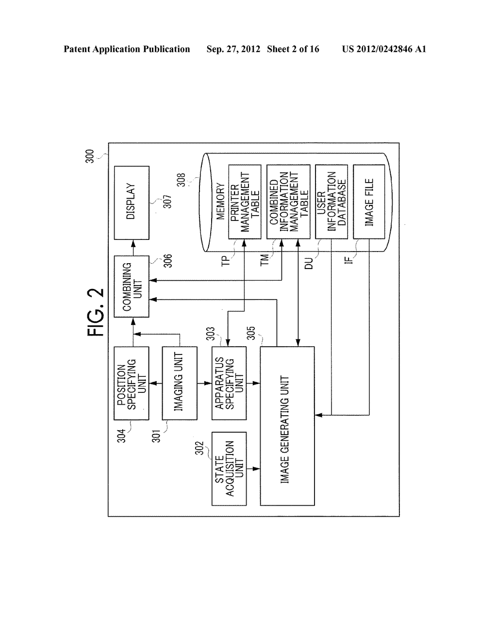 IMAGE DISPLAY DEVICE, MOBILE TERMINAL, NON-TRANSITORY COMPUTER READABLE     MEDIUM, AND IMAGE DISPLAY METHOD - diagram, schematic, and image 03