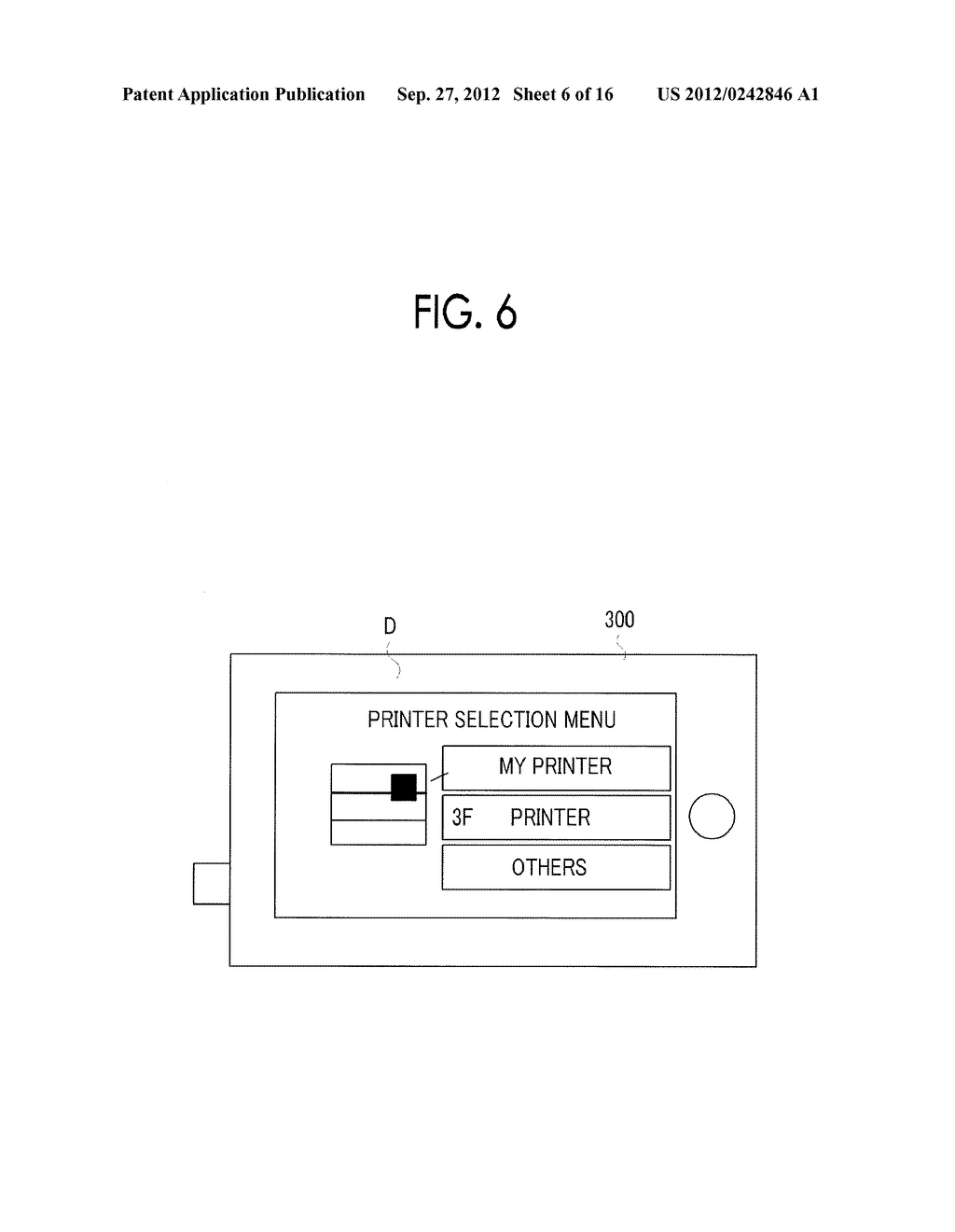 IMAGE DISPLAY DEVICE, MOBILE TERMINAL, NON-TRANSITORY COMPUTER READABLE     MEDIUM, AND IMAGE DISPLAY METHOD - diagram, schematic, and image 07