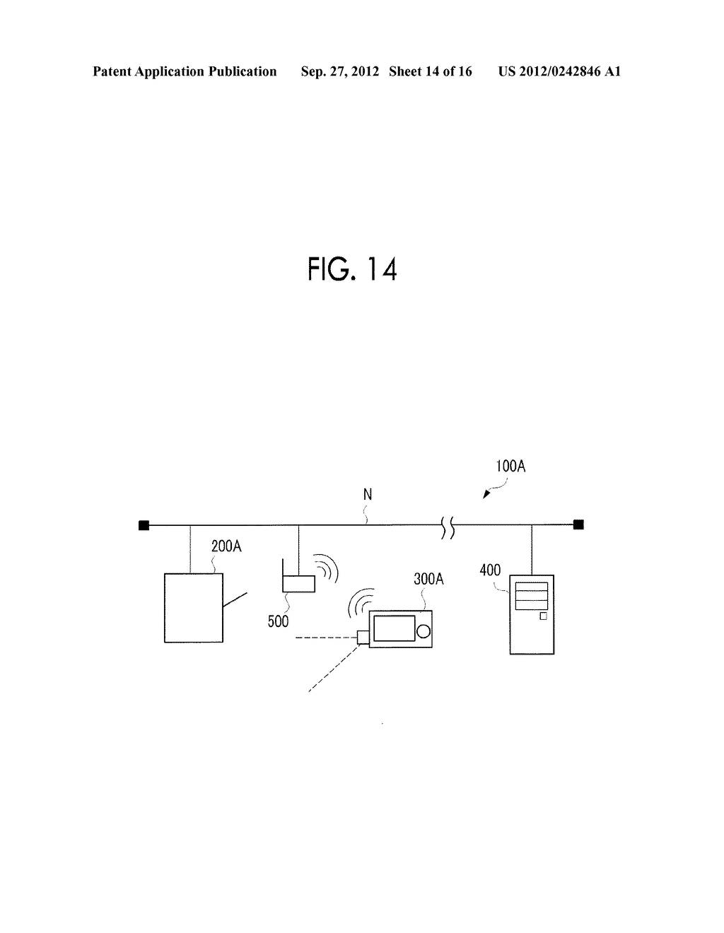 IMAGE DISPLAY DEVICE, MOBILE TERMINAL, NON-TRANSITORY COMPUTER READABLE     MEDIUM, AND IMAGE DISPLAY METHOD - diagram, schematic, and image 15