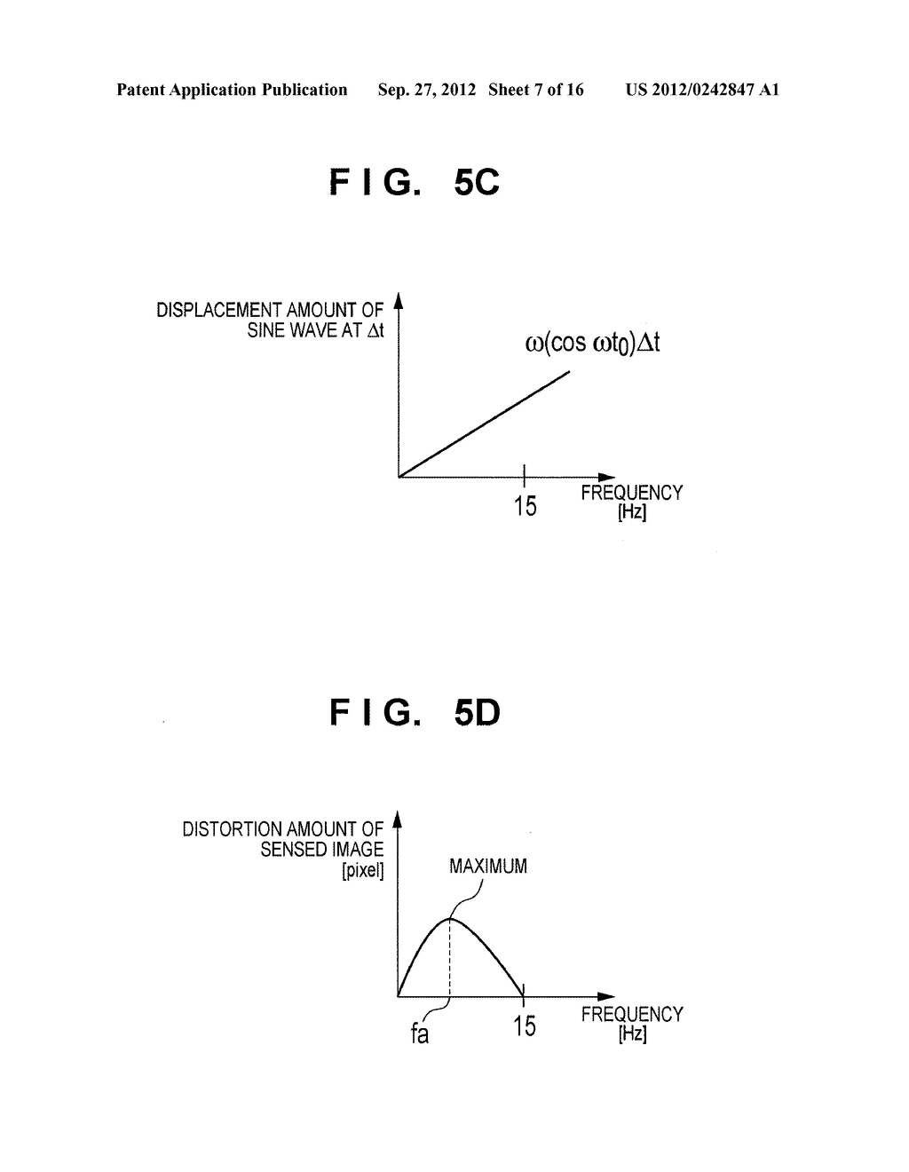 IMAGE SENSING APPARATUS FOR CORRECTING IMAGE DISTORTION CAUSED BY HAND     SHAKE, AND CONTROL METHOD THEREOF - diagram, schematic, and image 08