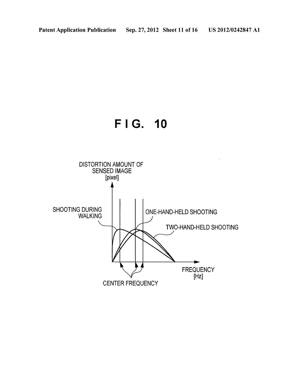 IMAGE SENSING APPARATUS FOR CORRECTING IMAGE DISTORTION CAUSED BY HAND     SHAKE, AND CONTROL METHOD THEREOF - diagram, schematic, and image 12