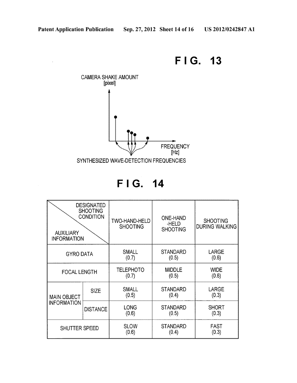 IMAGE SENSING APPARATUS FOR CORRECTING IMAGE DISTORTION CAUSED BY HAND     SHAKE, AND CONTROL METHOD THEREOF - diagram, schematic, and image 15