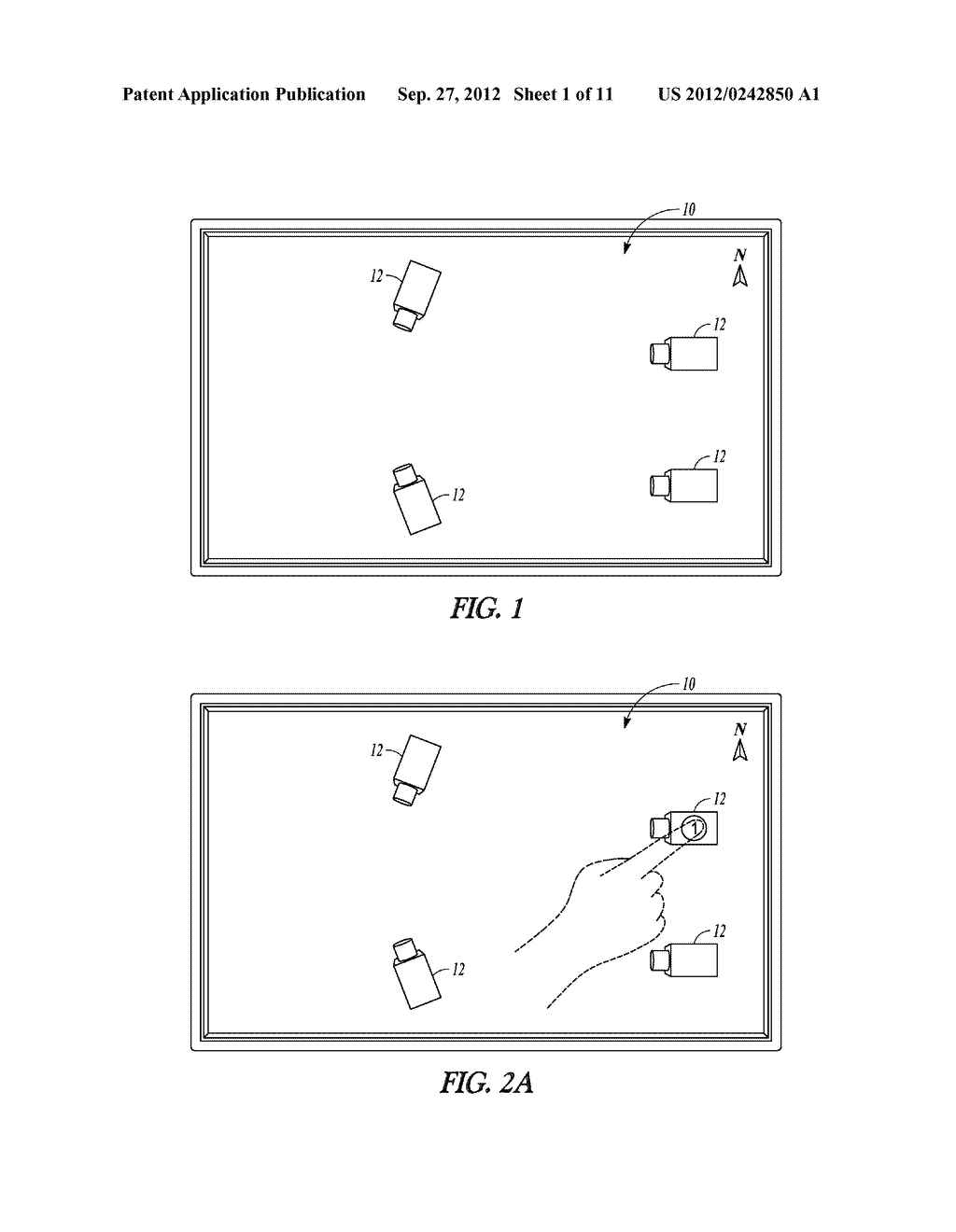 METHOD OF DEFINING CAMERA SCAN MOVEMENTS USING GESTURES - diagram, schematic, and image 02