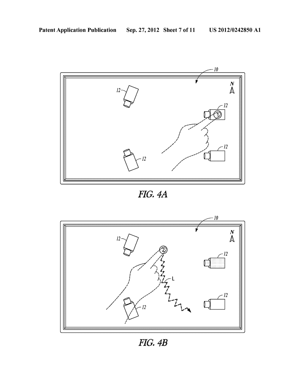 METHOD OF DEFINING CAMERA SCAN MOVEMENTS USING GESTURES - diagram, schematic, and image 08