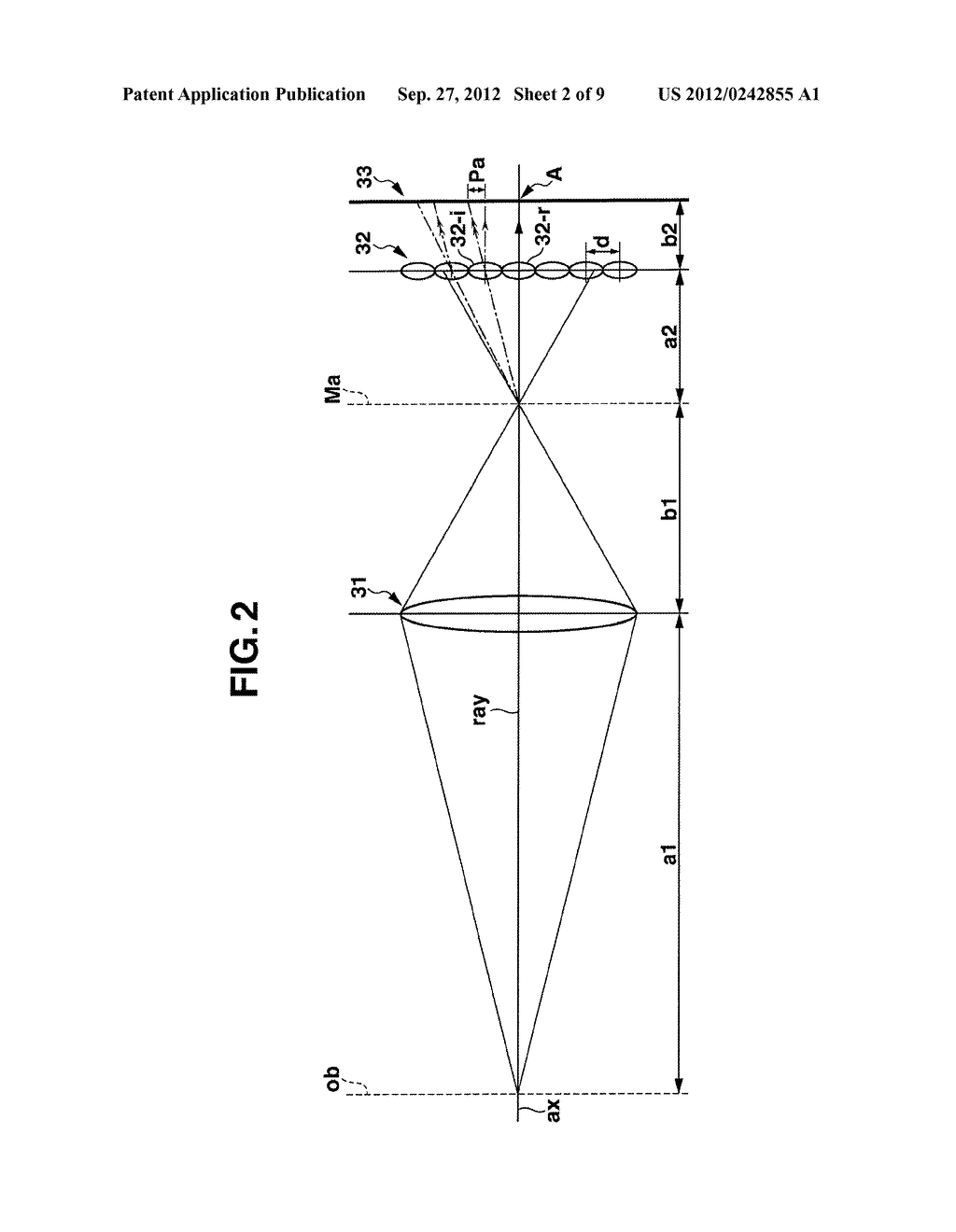 DEVICE AND METHOD INCLUDING FUNCTION FOR RECONSTITUTING AN IMAGE, AND     STORAGE MEDIUM - diagram, schematic, and image 03