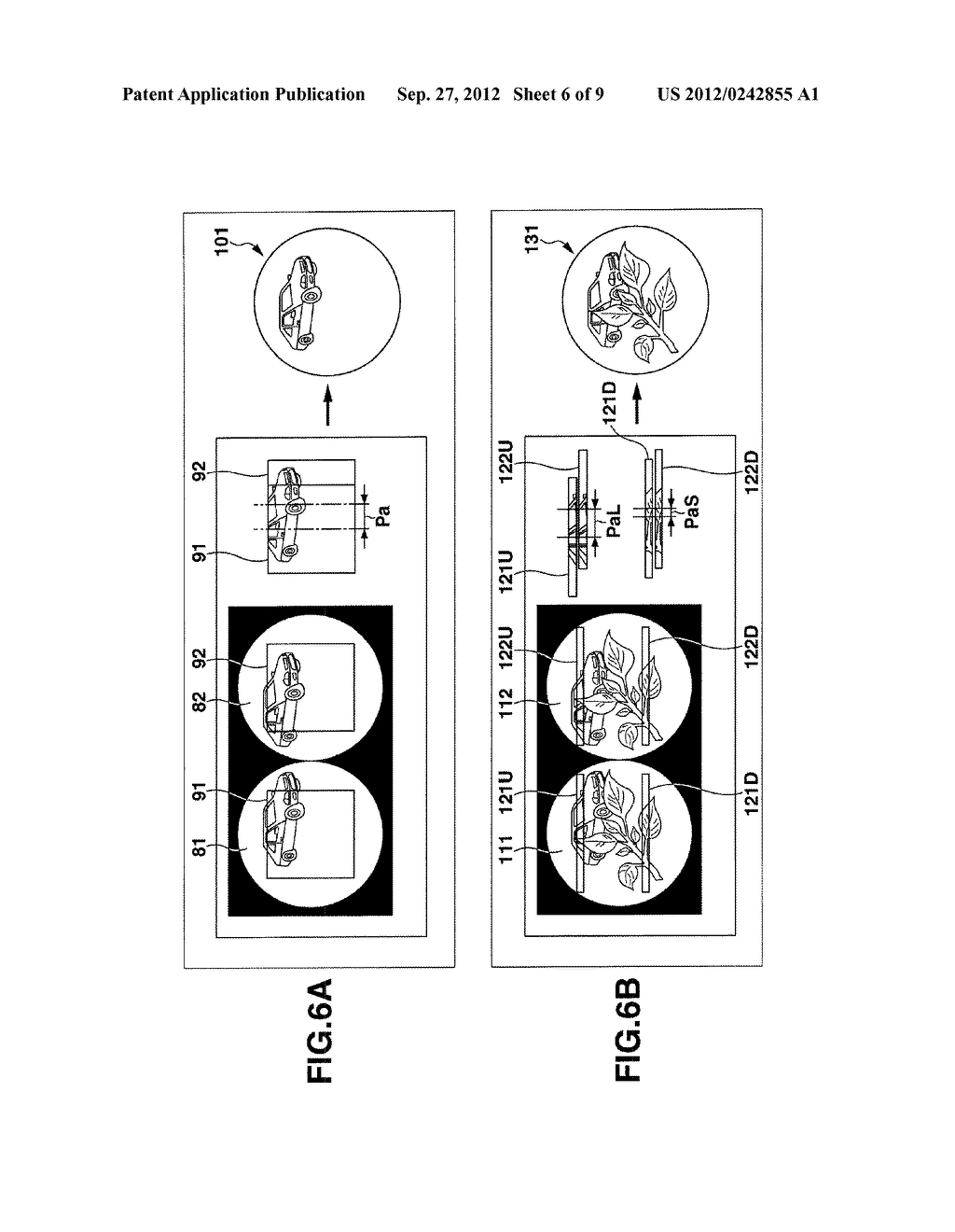 DEVICE AND METHOD INCLUDING FUNCTION FOR RECONSTITUTING AN IMAGE, AND     STORAGE MEDIUM - diagram, schematic, and image 07