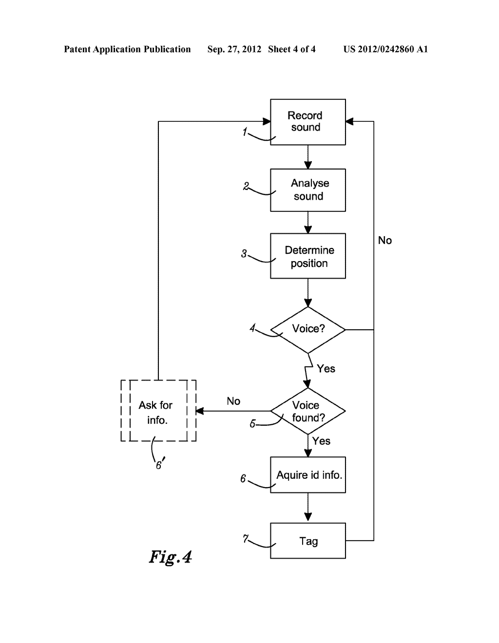 ARRANGEMENT AND METHOD RELATING TO AUDIO RECOGNITION - diagram, schematic, and image 05