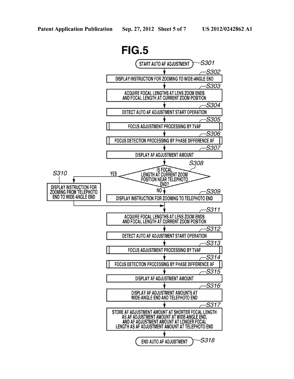IMAGING APPARATUS, CONTROL METHOD FOR IMAGING APPARATUS, AND PROGRAM - diagram, schematic, and image 06