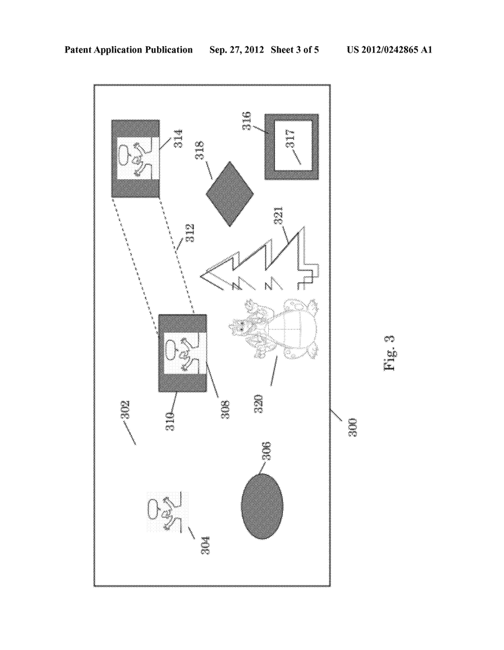 APPARATUS AND METHOD FOR PROVIDING AUGMENTED REALITY BASED ON OTHER USER     OR THIRD PARTY PROFILE INFORMATION - diagram, schematic, and image 04