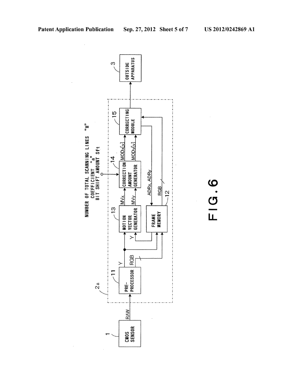 IMAGE PROCESSING DEVICE, IMAGE PROCESSING SYSTEM AND IMAGE PROCESSING     METHOD - diagram, schematic, and image 06