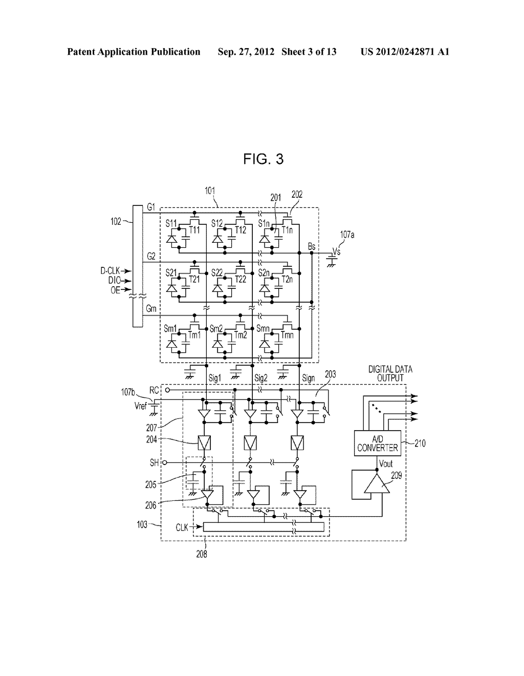 IMAGE PICKUP APPARATUS, IMAGE PICKUP SYSTEM, AND METHOD OF CONTROLLING     THEM - diagram, schematic, and image 04