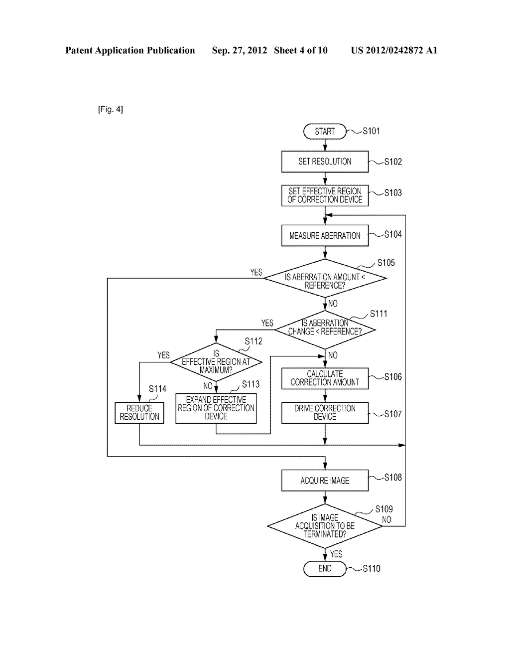 OPTICAL-IMAGE PICKUP APPARATUS AND METHOD FOR CONTROLLING THE SAME - diagram, schematic, and image 05