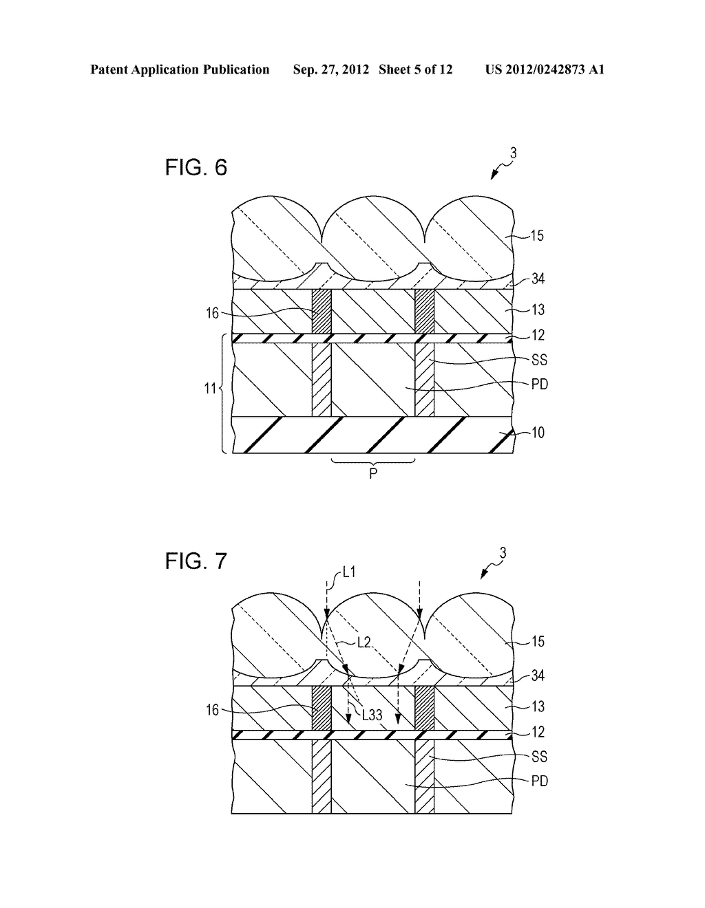 SOLID-STATE IMAGING DEVICE, METHOD OF MANUFACTURING SOLID-STATE IMAGING     DEVICE, AND ELECTRONIC APPARATUS - diagram, schematic, and image 06