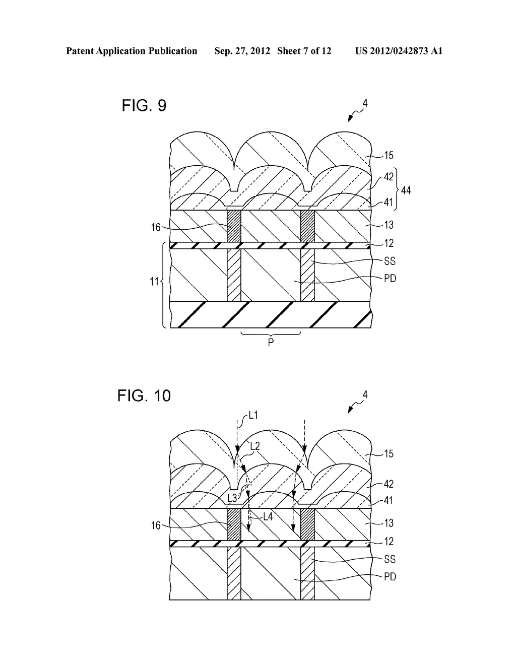 SOLID-STATE IMAGING DEVICE, METHOD OF MANUFACTURING SOLID-STATE IMAGING     DEVICE, AND ELECTRONIC APPARATUS - diagram, schematic, and image 08